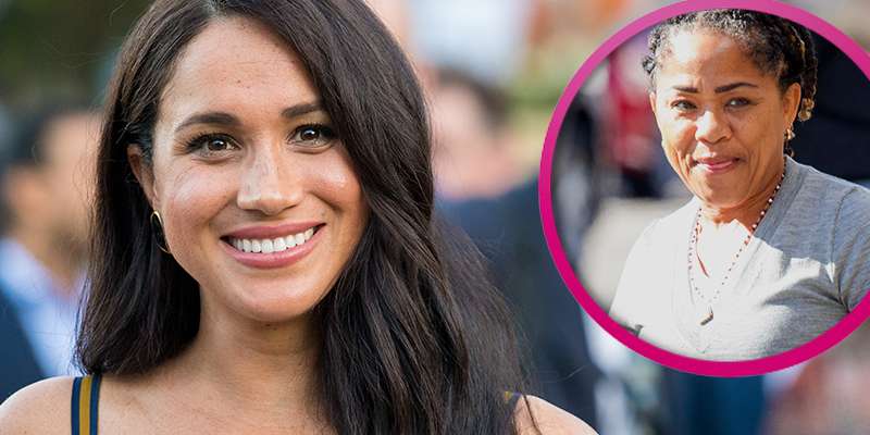 Doria Ragland says daughter Meghan is 'strong' and 'will always be okay'