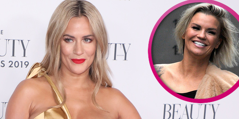 Caroline Flack 'finds unlikely friend' in Kerry Katona ahead of assault trial