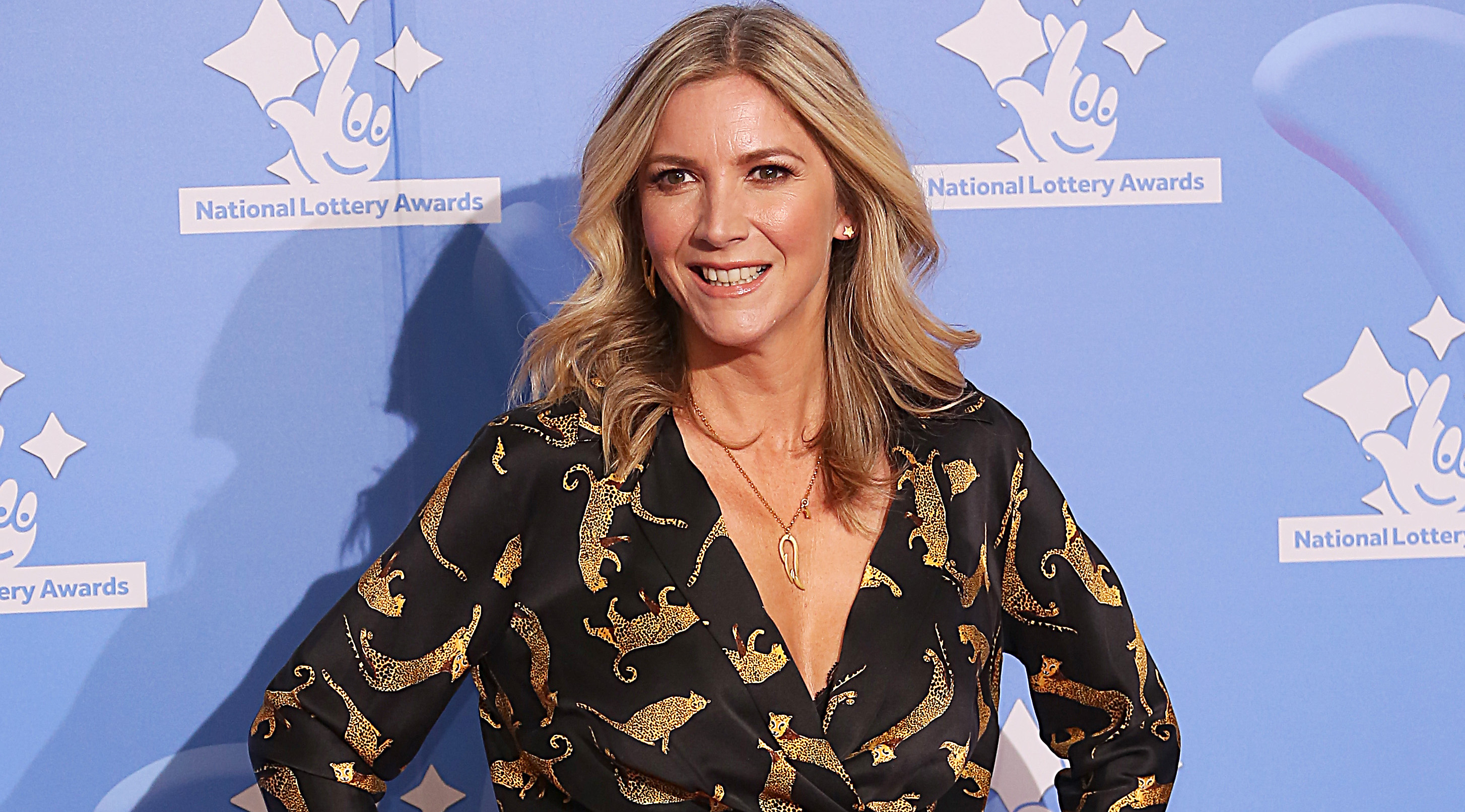 Lisa Faulkner celebrates honeymoon with John Torode by sharing beach selfie with fans