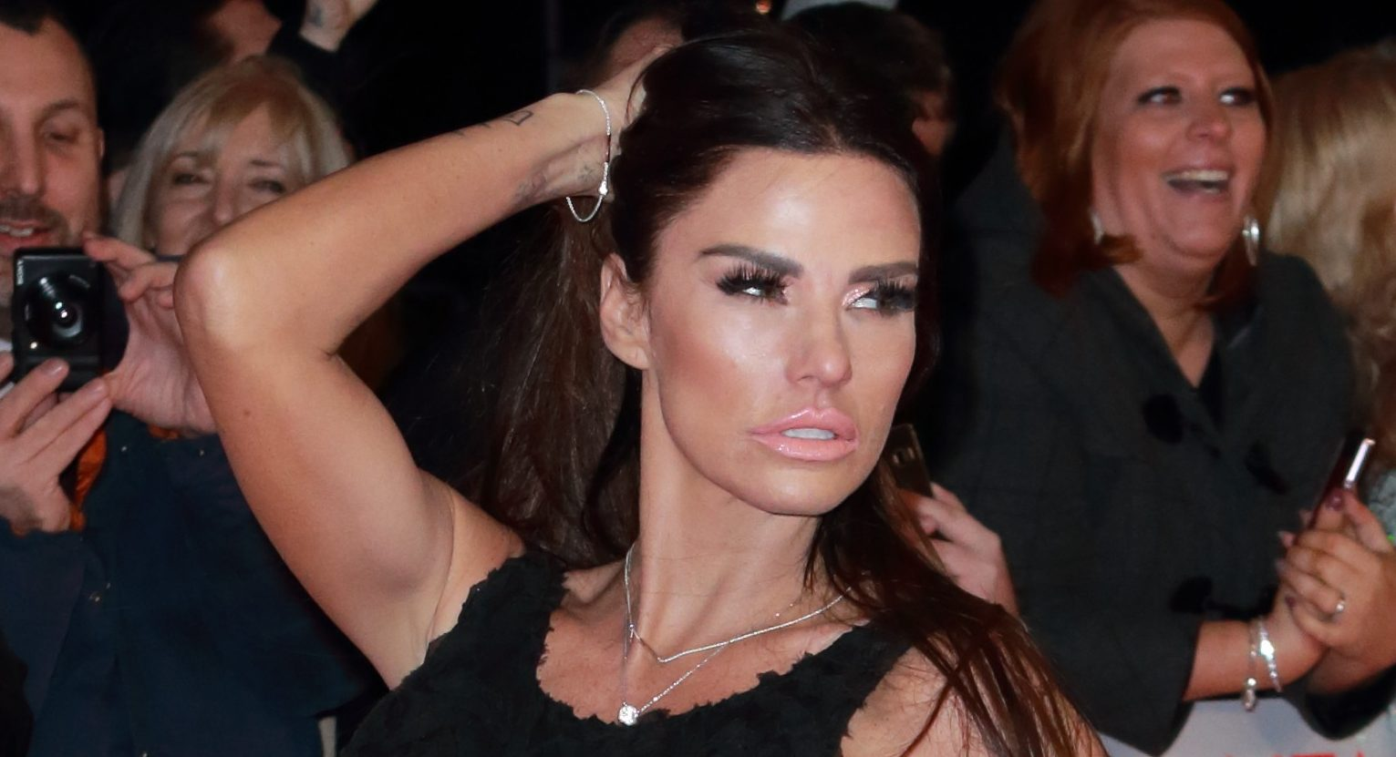 Katie Price leaves hotel guests 'furious' after 'screaming and singing till 5am'
