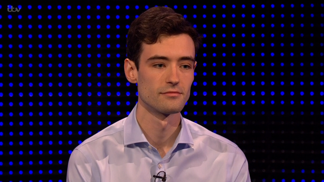 James on The Chase