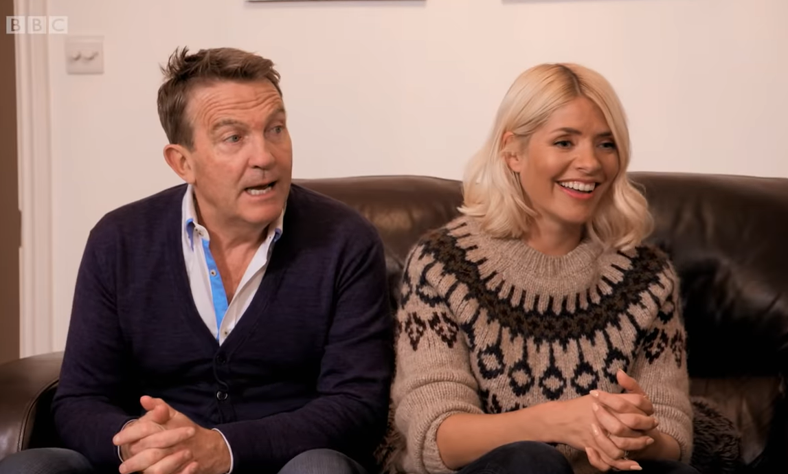 Holly Willoughby and Bradley Walsh 'heading back to BBC for full series of Take Off'