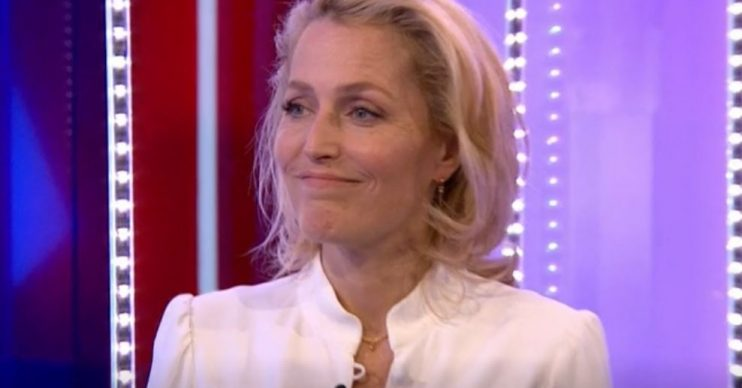 The One Show - Gillian Anderson