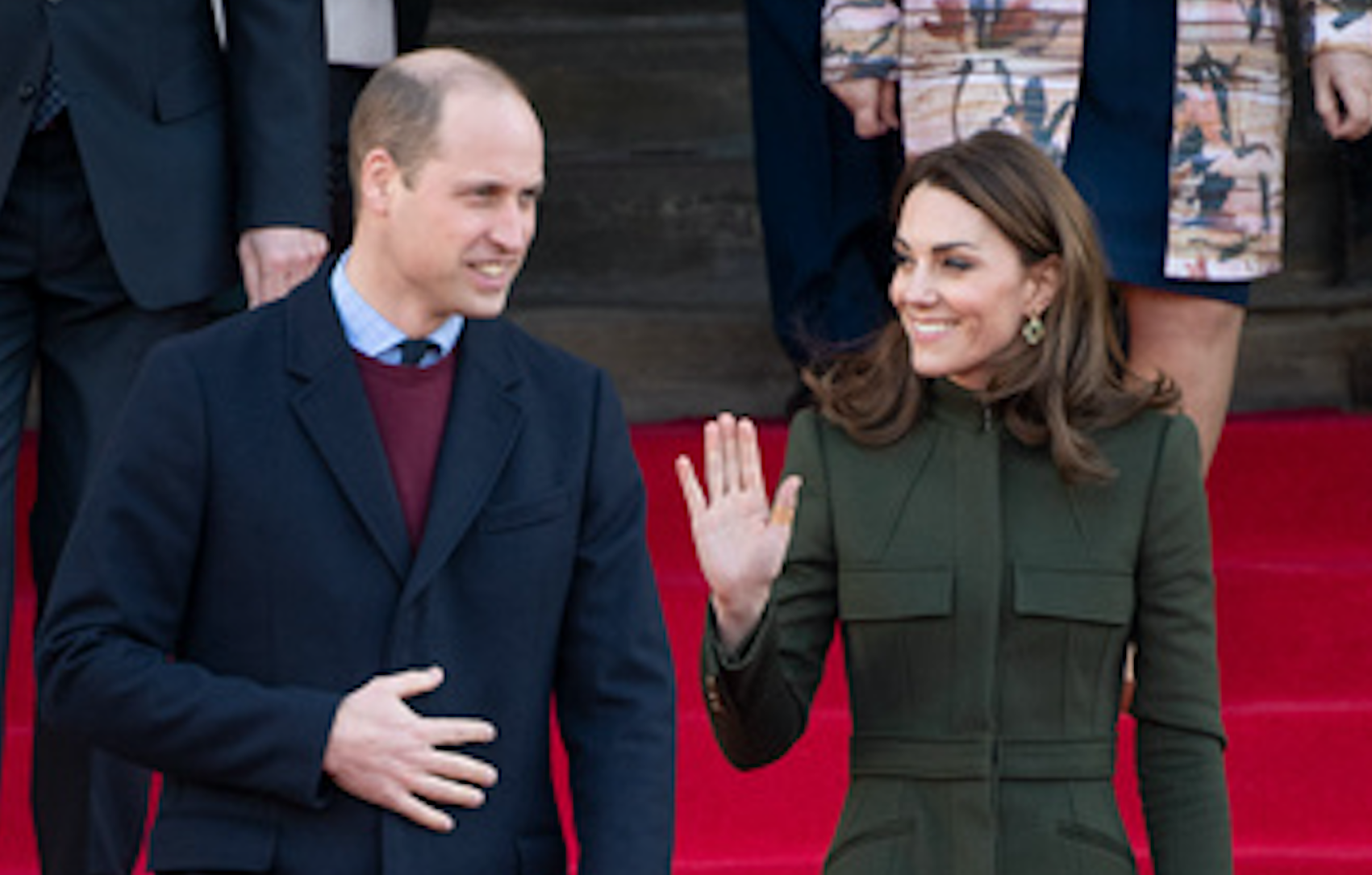 Prince William reveals he proposed to Kate Middleton after a fishing trip