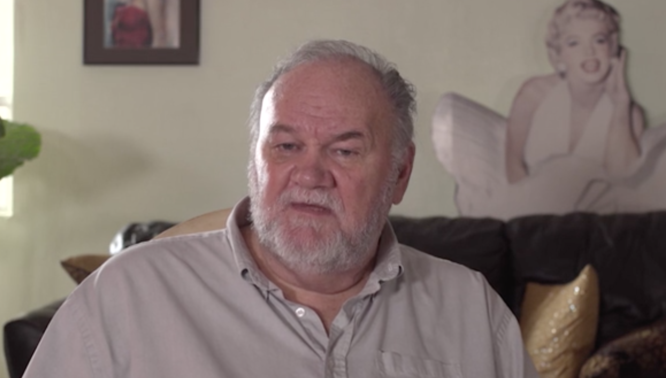 Viewers declare themselves Team Thomas after 'uncomfortable' Thomas Markle: My Story doc