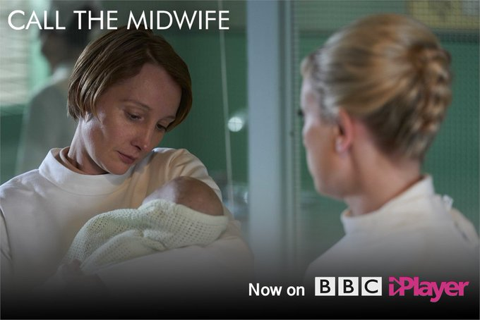 Emma Lowndes as Brenda on Call The Midwife
