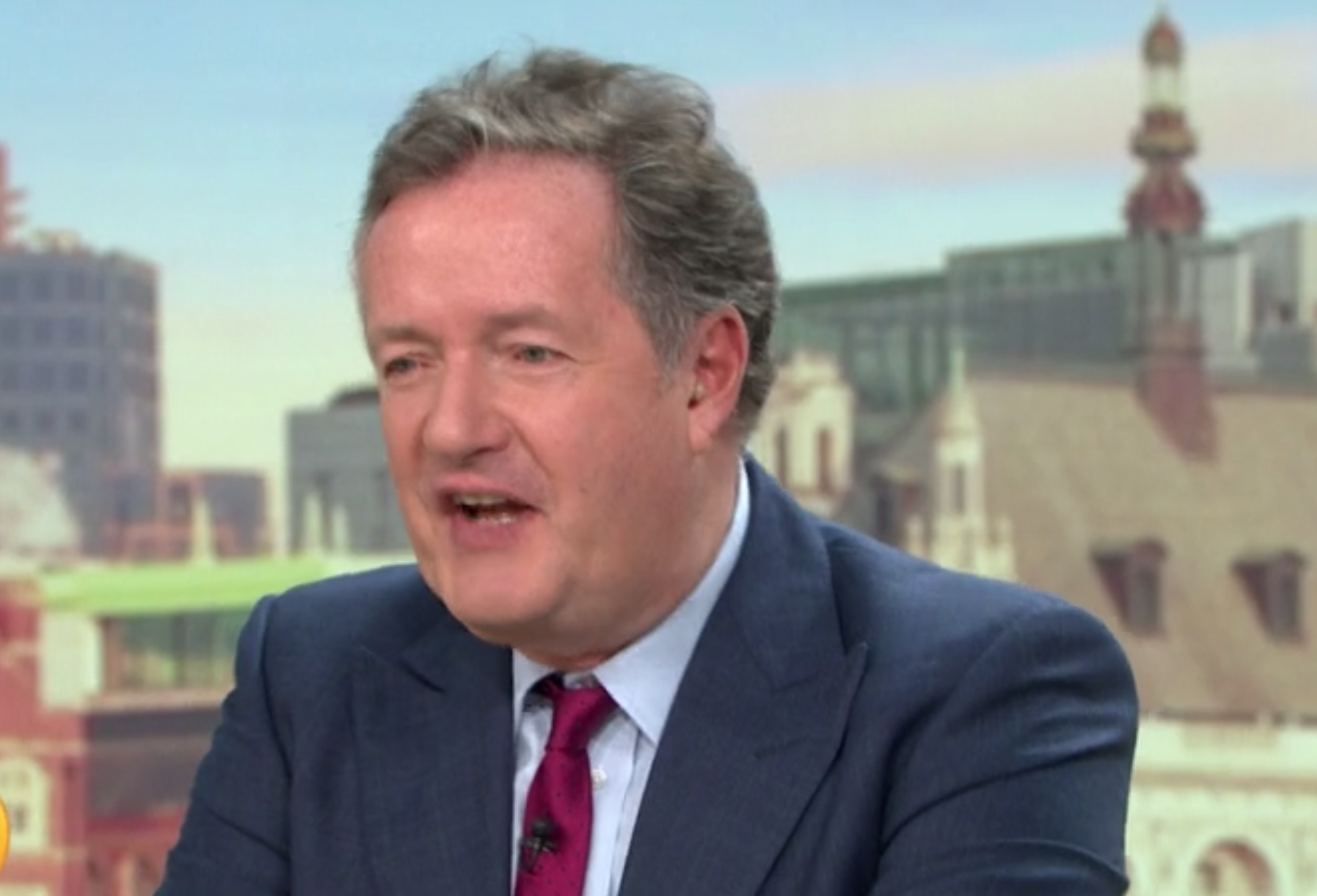 Piers Morgan rips into Love Island's Jack Fincham over his GMB presenting skills while replacing ill Andi Peters