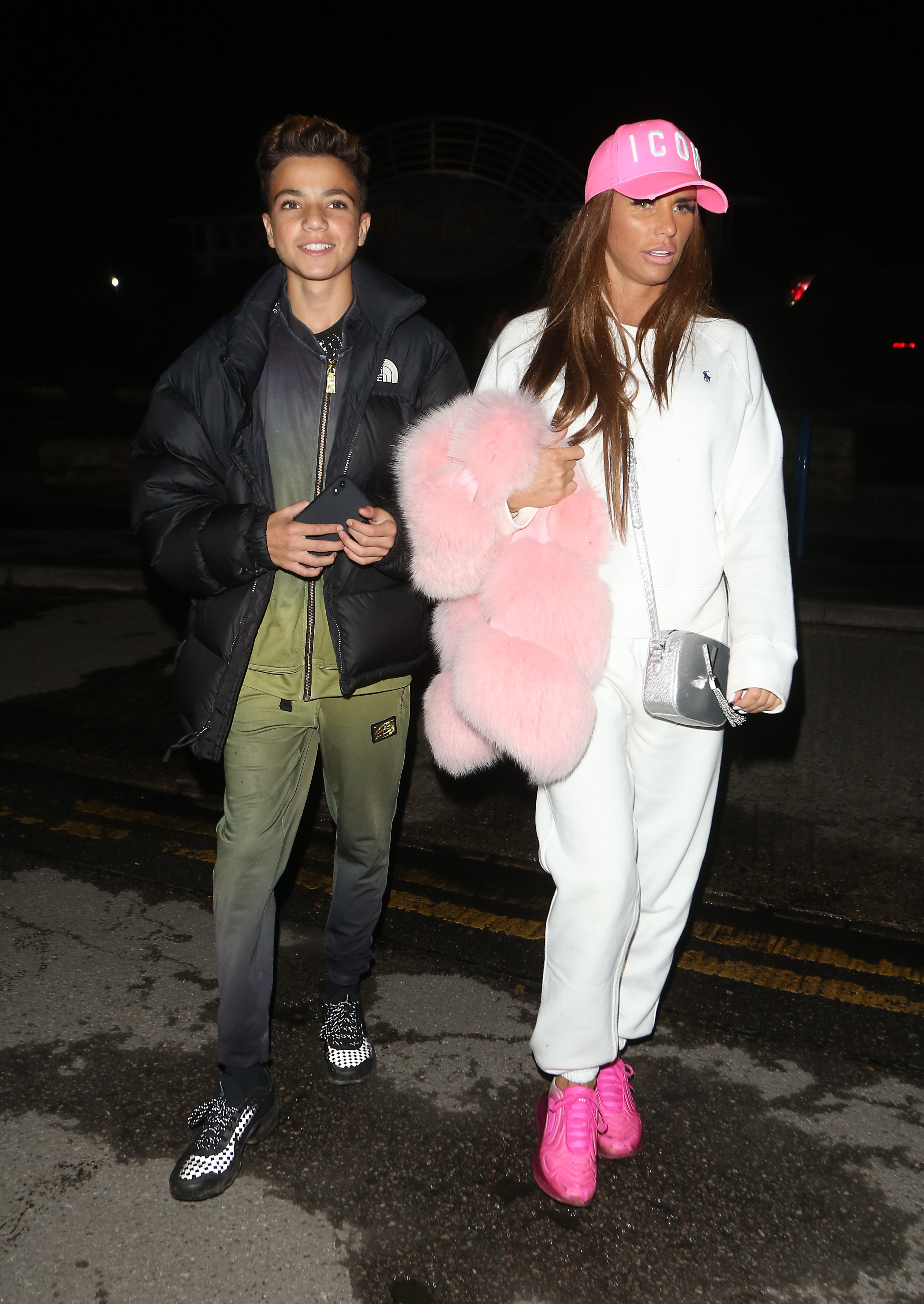 Katie Price hasn't seen son Junior for four weeks because ...