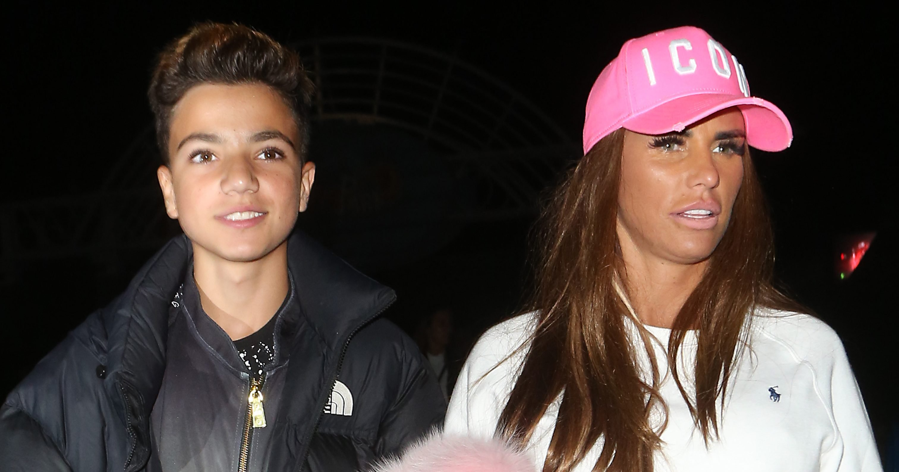 Katie Price hasn't seen son Junior for four weeks because she's been 'so busy with work and holidays'