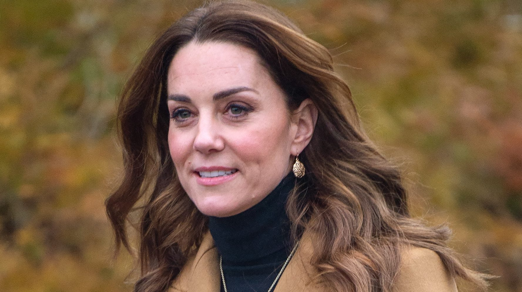 Duchess of Cambridge 'slays' in £10 leopard-print skirt from the high street