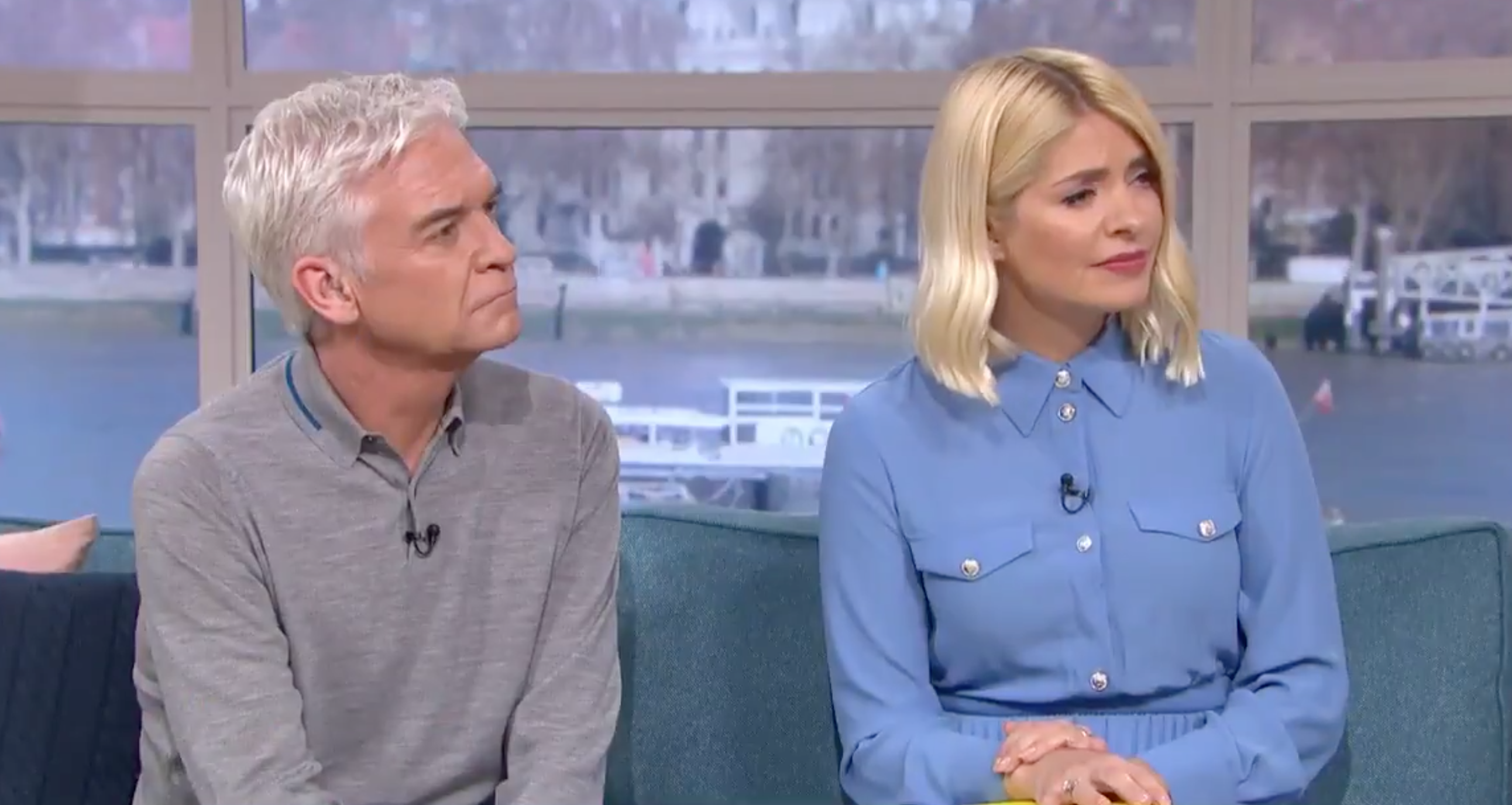 Viewers accuse Holly Willoughby of being 'patronising' during interview with 'traditional housewife'