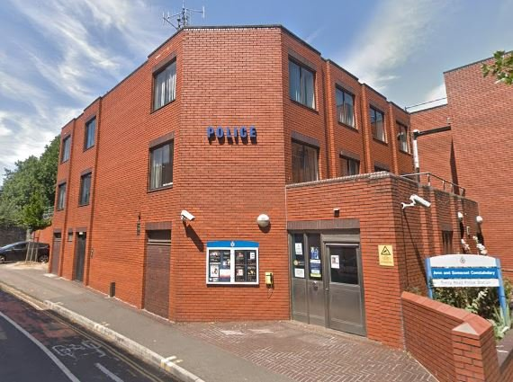 Trinity Road Police Station - Bristol