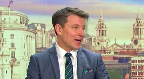 GMB's Ben Shephard reveals he 'once caught something' from northern girl in Magaluf!