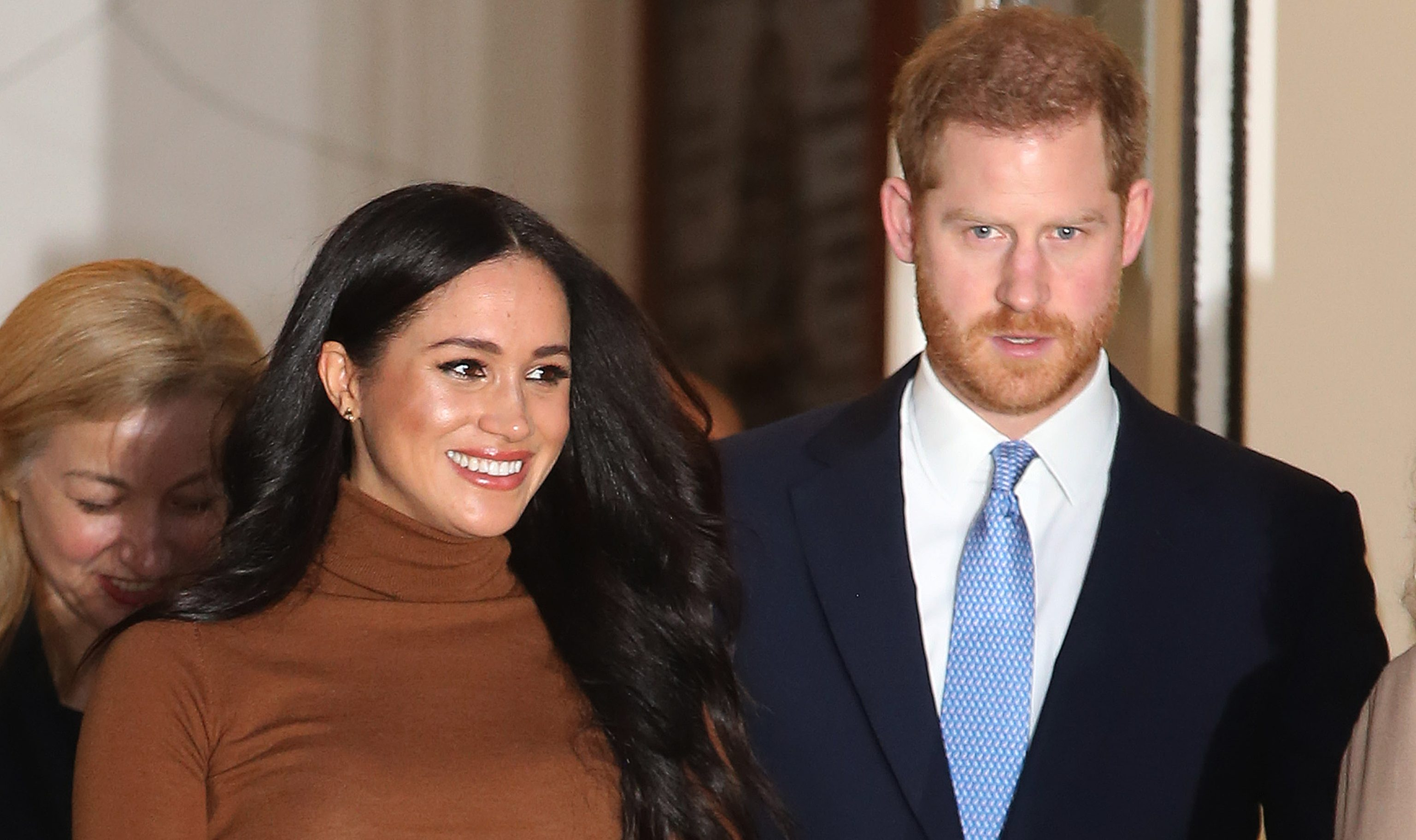 Harry and Meghan 'face legal battle' as their attempt to trademark Sussex Royal is blocked