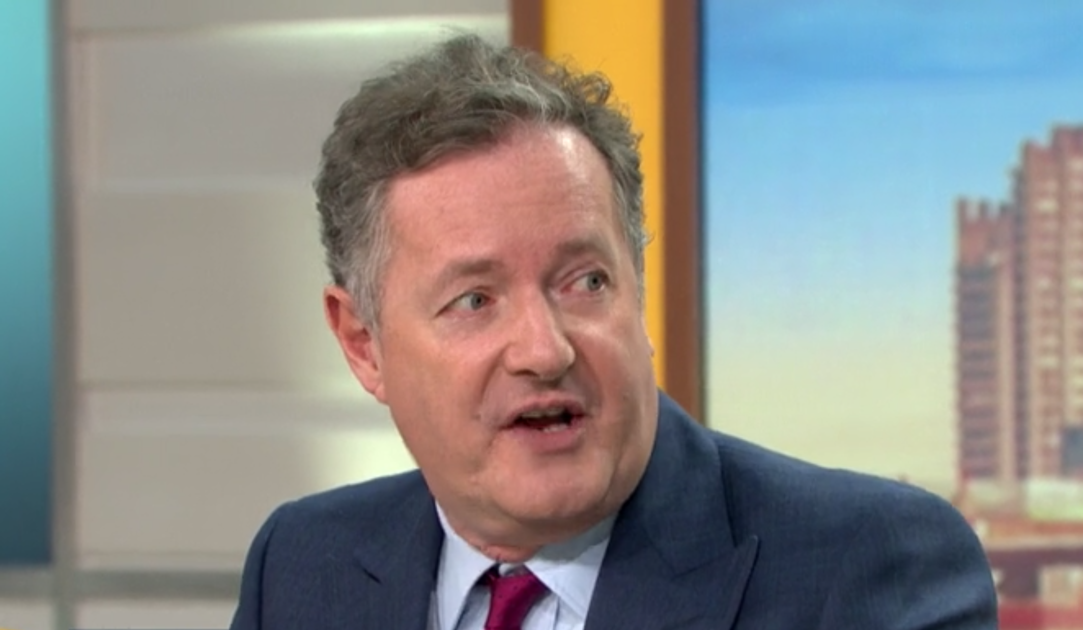 Ofcom receives 841 complaints about Piers Morgan 'mocking' Chinese language on GMB