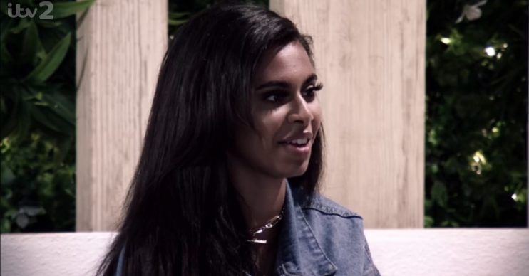 Love Island Rochelle Humes Sister Sophie Piper Walks Out