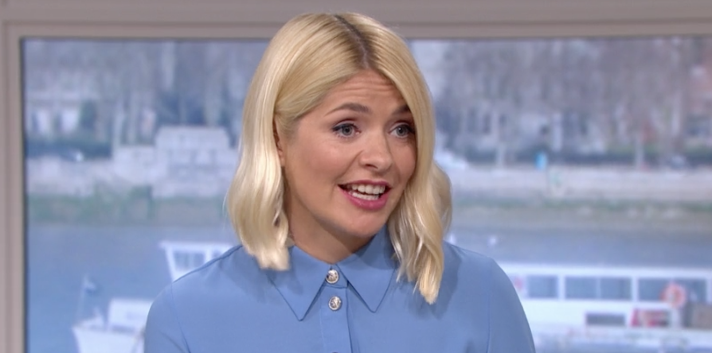 Holly Willoughby reveals the strict parenting rule she insists daughter Belle must follow