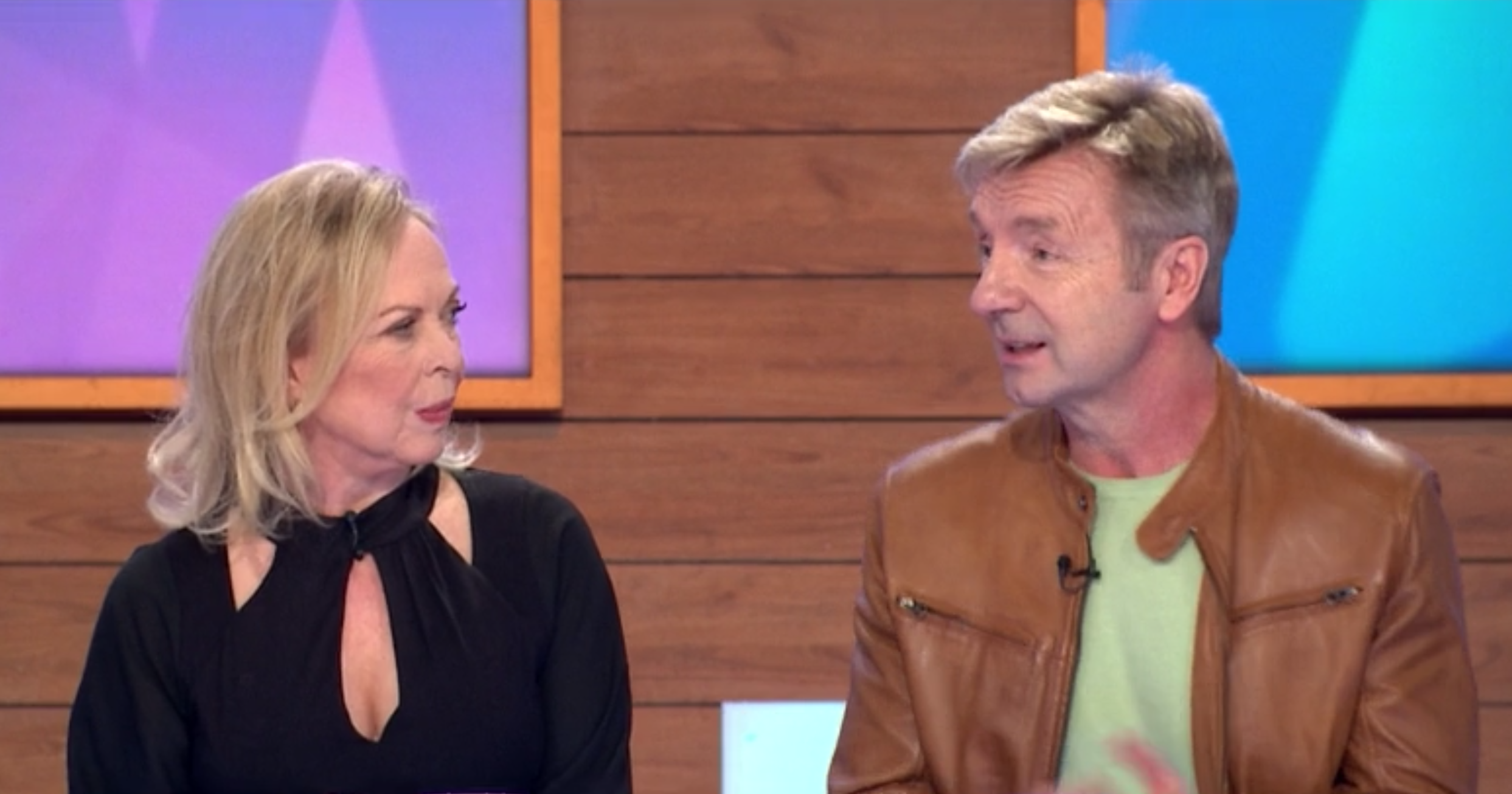 Torvill and Dean break silence on how they found out about Caprice's Dancing On Ice 'split'