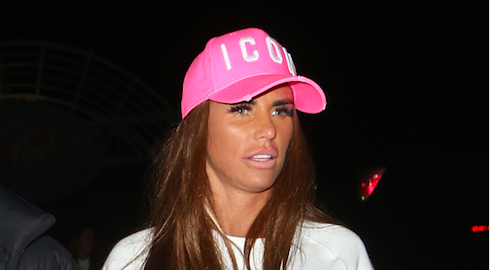 Sweary Katie Price jokes she 'needs to be a lesbian after getting messed about by men'