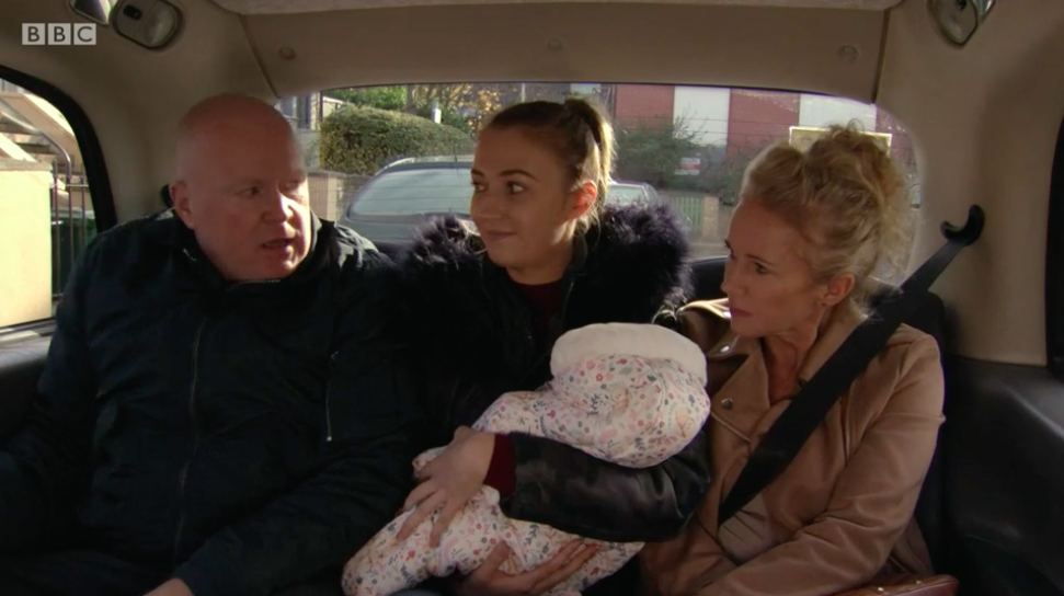 EastEnders fans laugh as Phil Mitchell confesses to Keanu's murder in front of his taxi driver