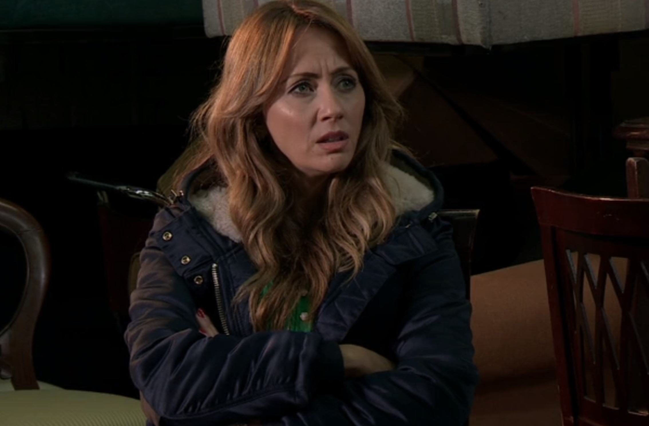Corrie's Samia Longchambon begs parents to vaccinate their babies ahead of Maria measles storyline