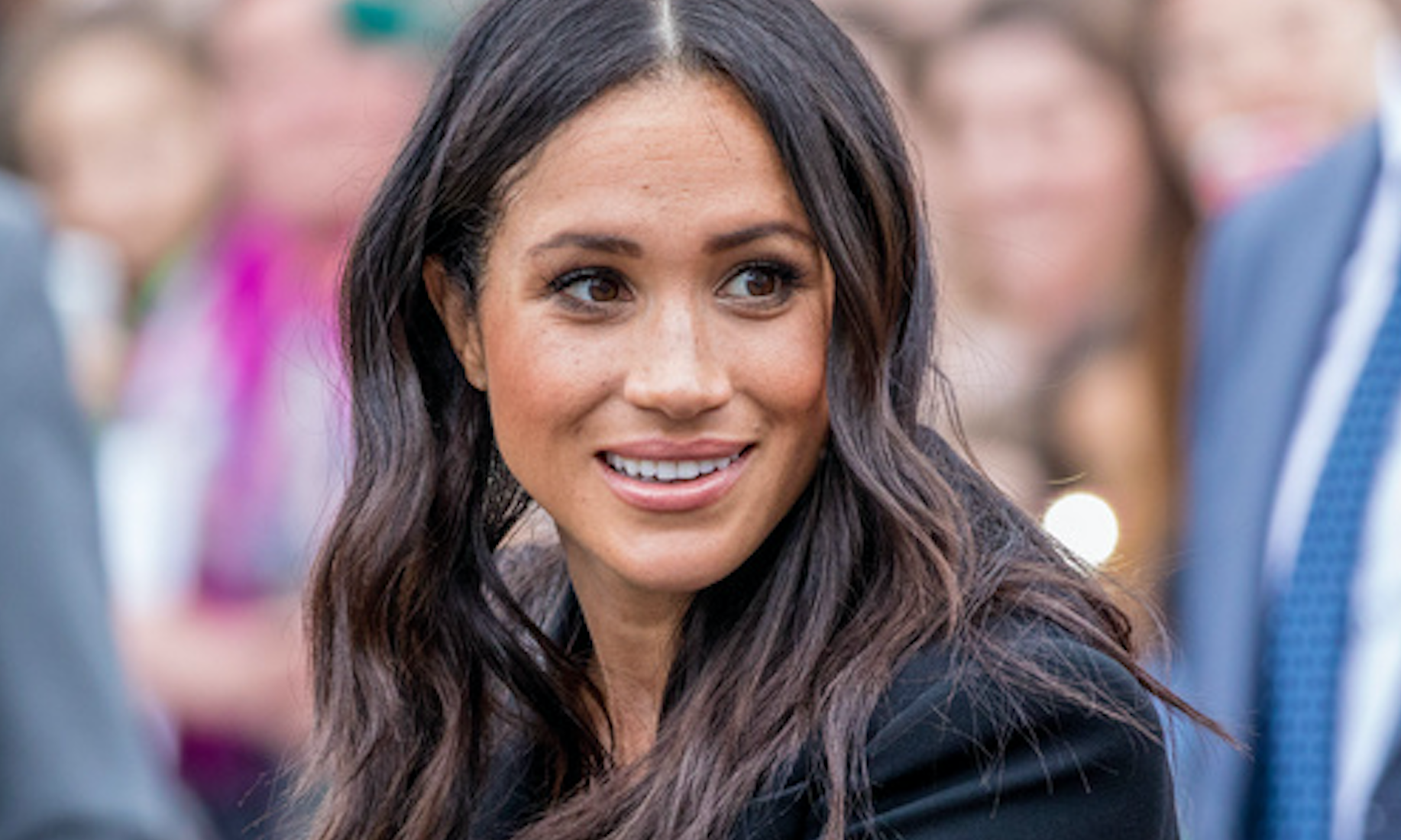 Meghan Markle 'drops bid to become British citizen following Canada move'