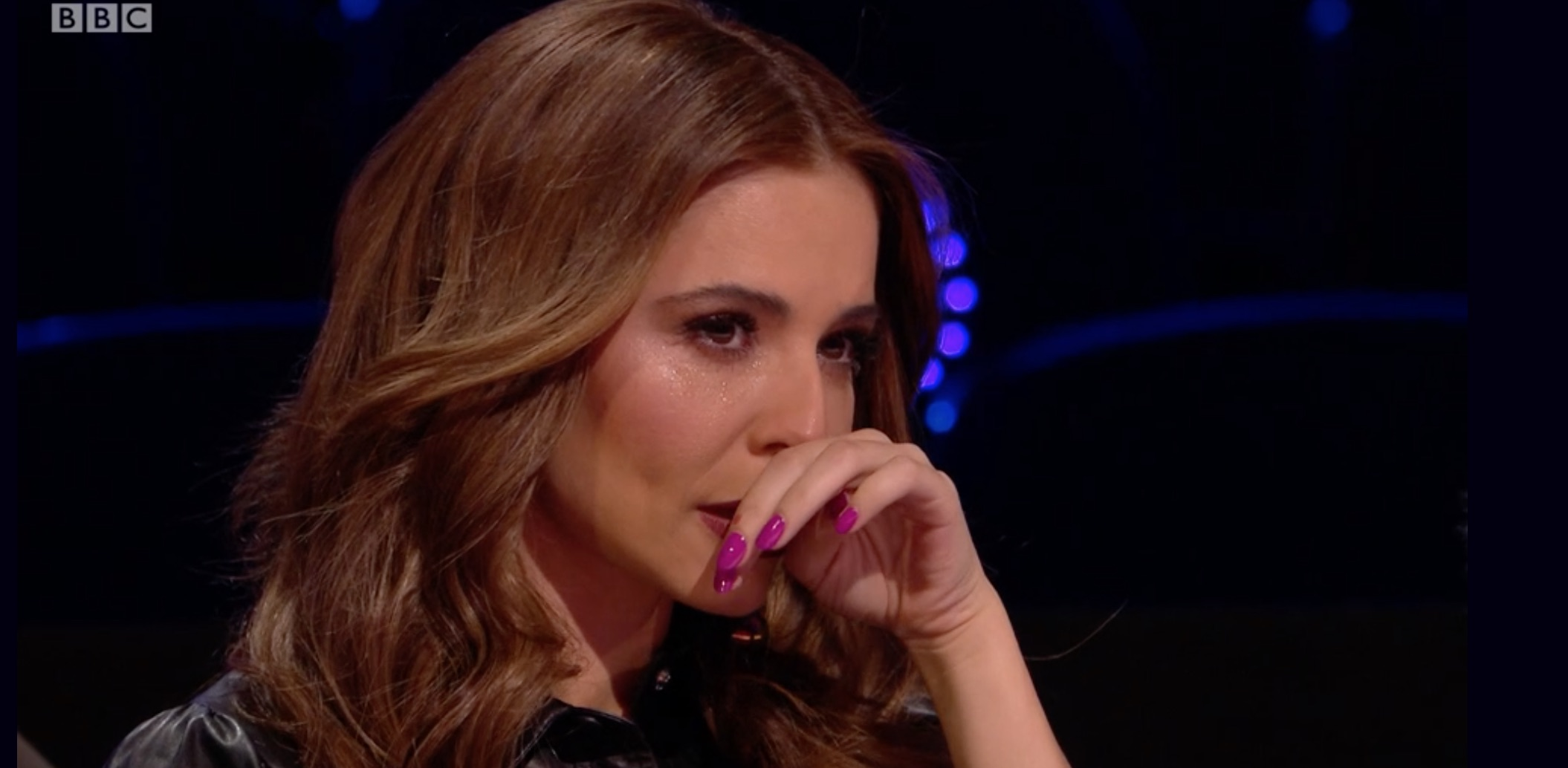 The Greatest Dancer: Cheryl in tears as wheelchair-bound dancer eliminated