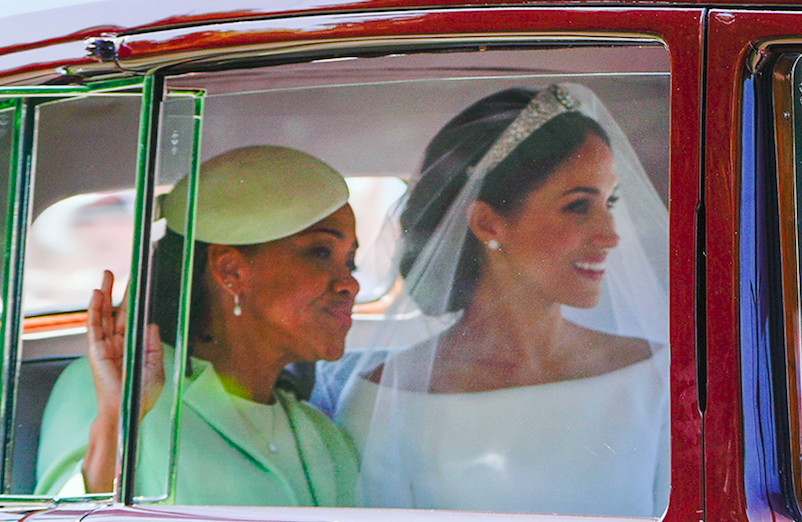 Meghan Markle's mother Doria 'silent but steely' influence for couple during Megxit