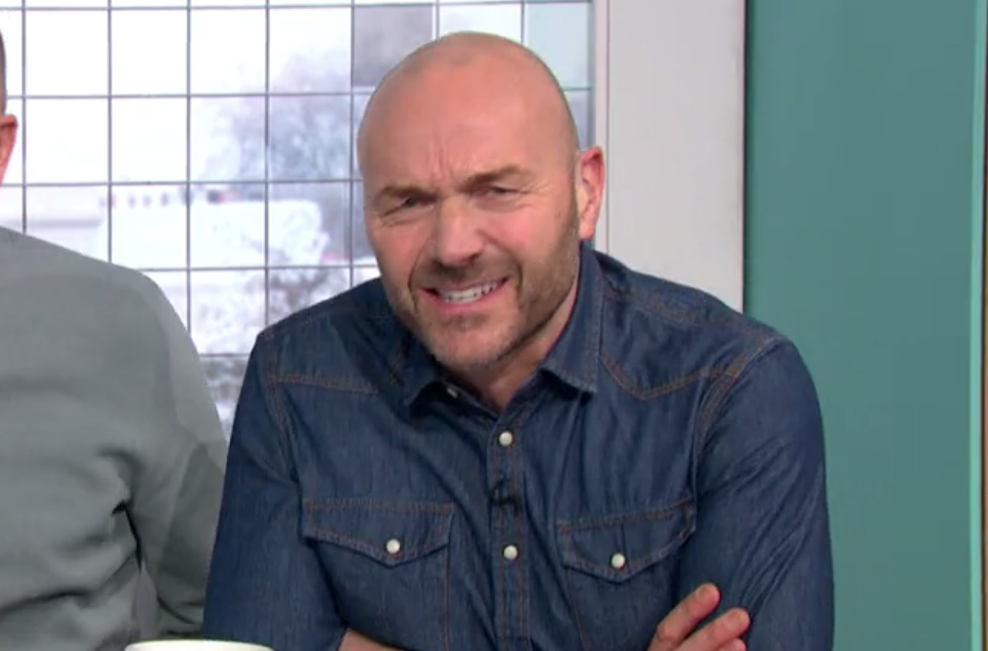 Simon Rimmer addresses Sunday Brunch fans worried about his health