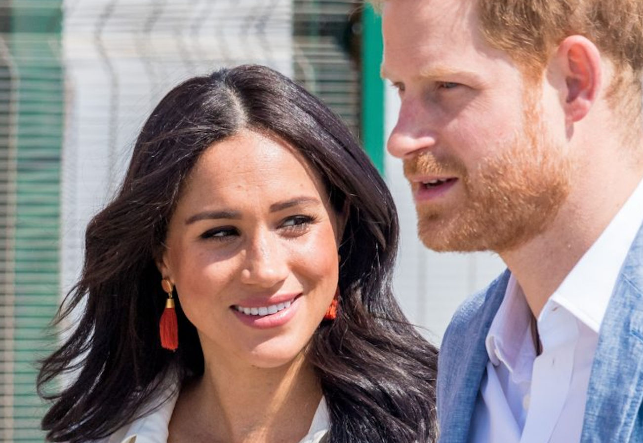 Senior royals 'prepared to bring Harry and Meghan back into the bosom of the family'