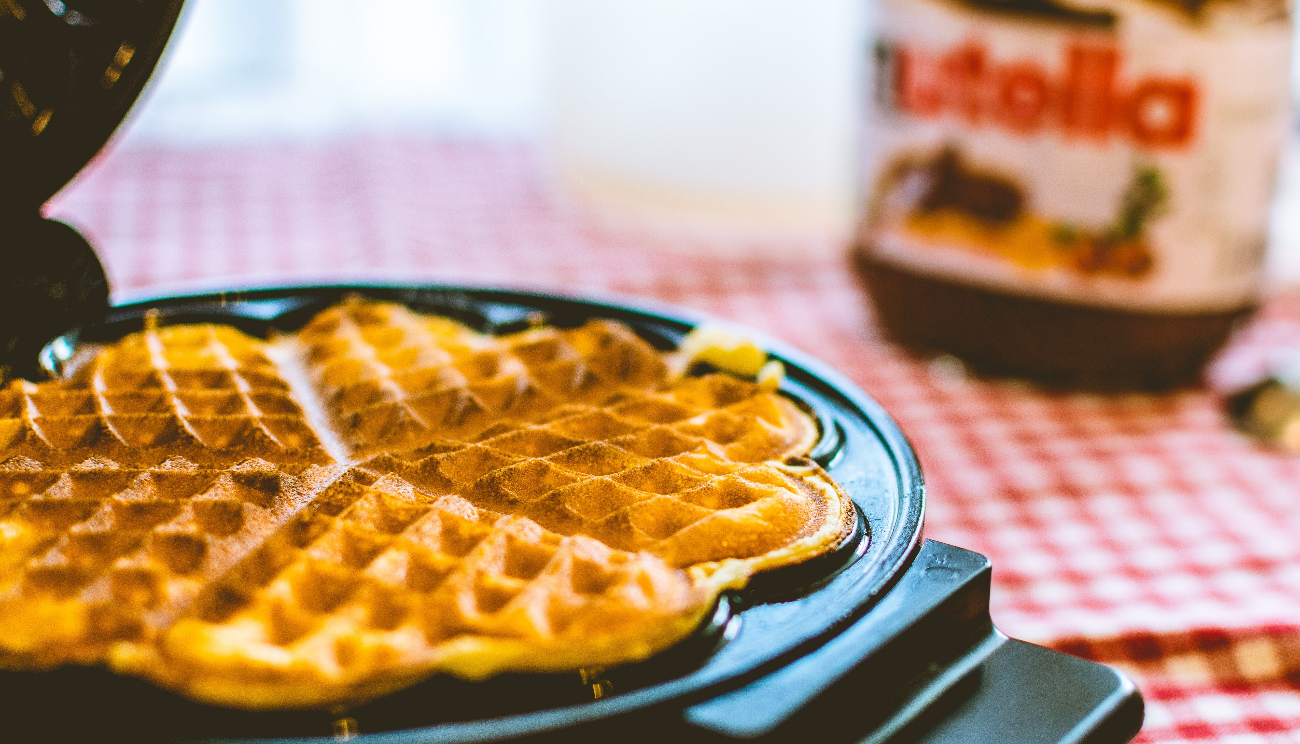 Lidl is selling a heart-shaped waffle maker for £11.99 – just in time for Valentine's Day