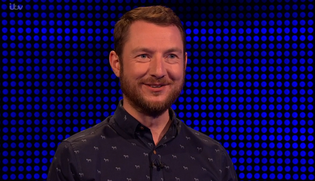 The Chase contestant hailed a 'machine' as he 'absolutely demolishes' Jenny Ryan