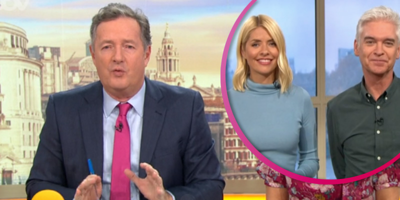 Piers Morgan slams Holly and Phil's 'gigantic egos' ahead of tonight's NTAs