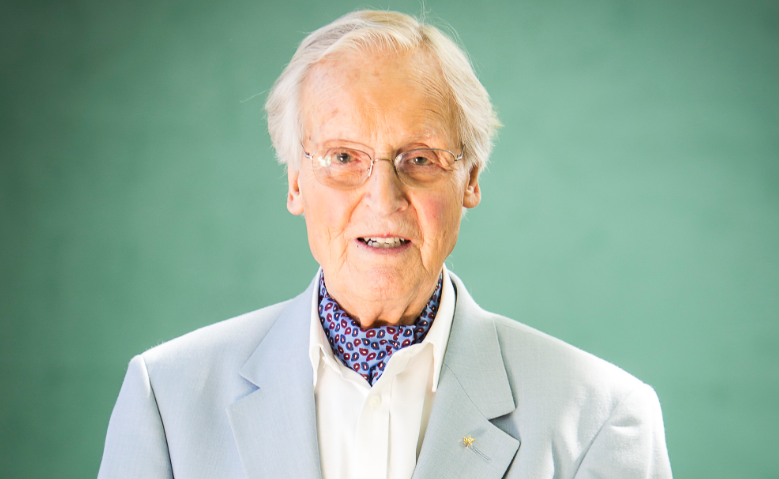 Just a Minute host Nicholas Parsons dies aged 96