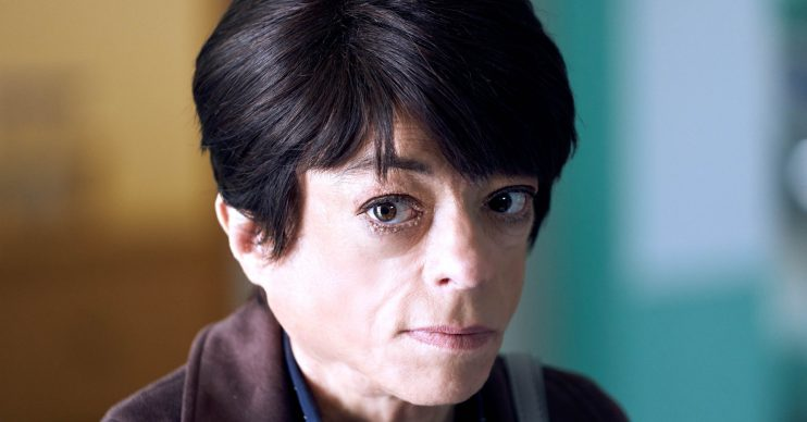 Clarissa - played by Liz Carr - in Silent Witness