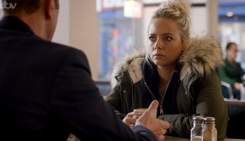 Cold Feet fans thrilled to see former Corrie star Sacha Parkinson play Laura