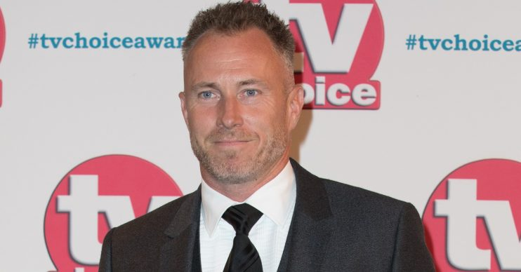 James Jordan reflects on fertility struggles