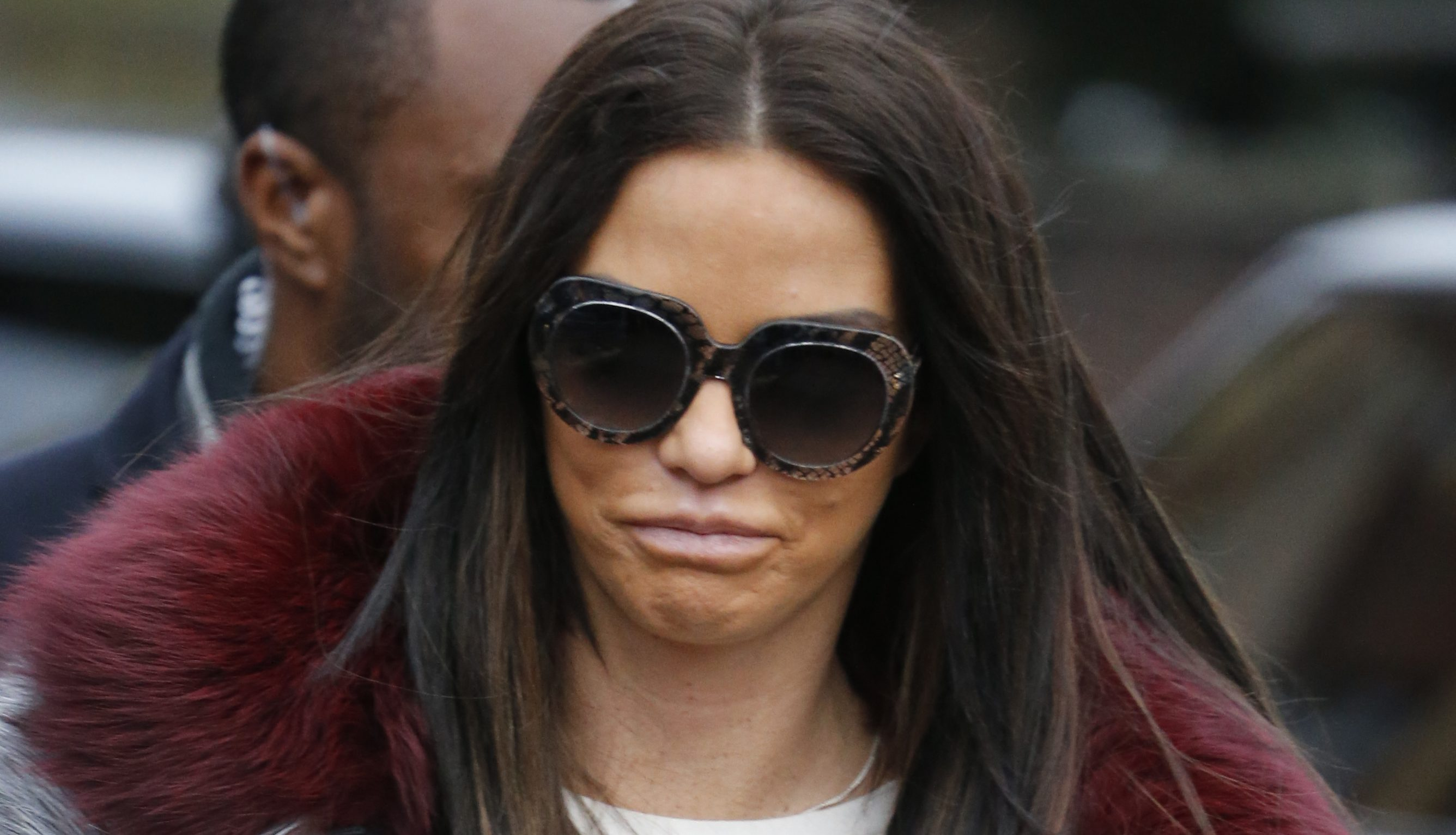 Katie Price's 'coronavirus concerns after being confined to her bed due to illness'