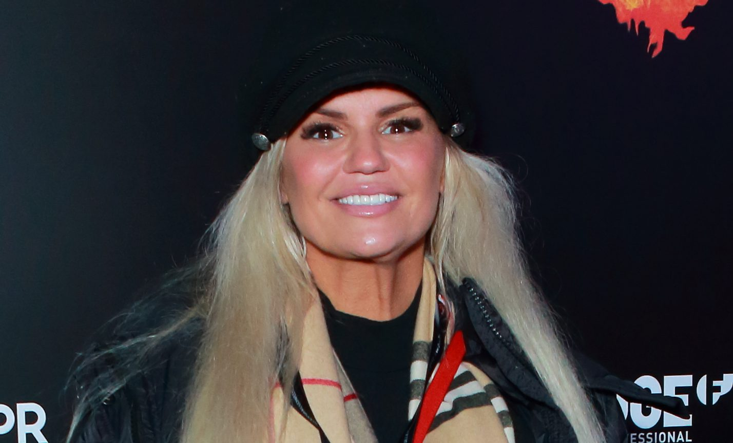 Kerry Katona hits back at reports she's 'desperate for kids to do Love Island to make money'