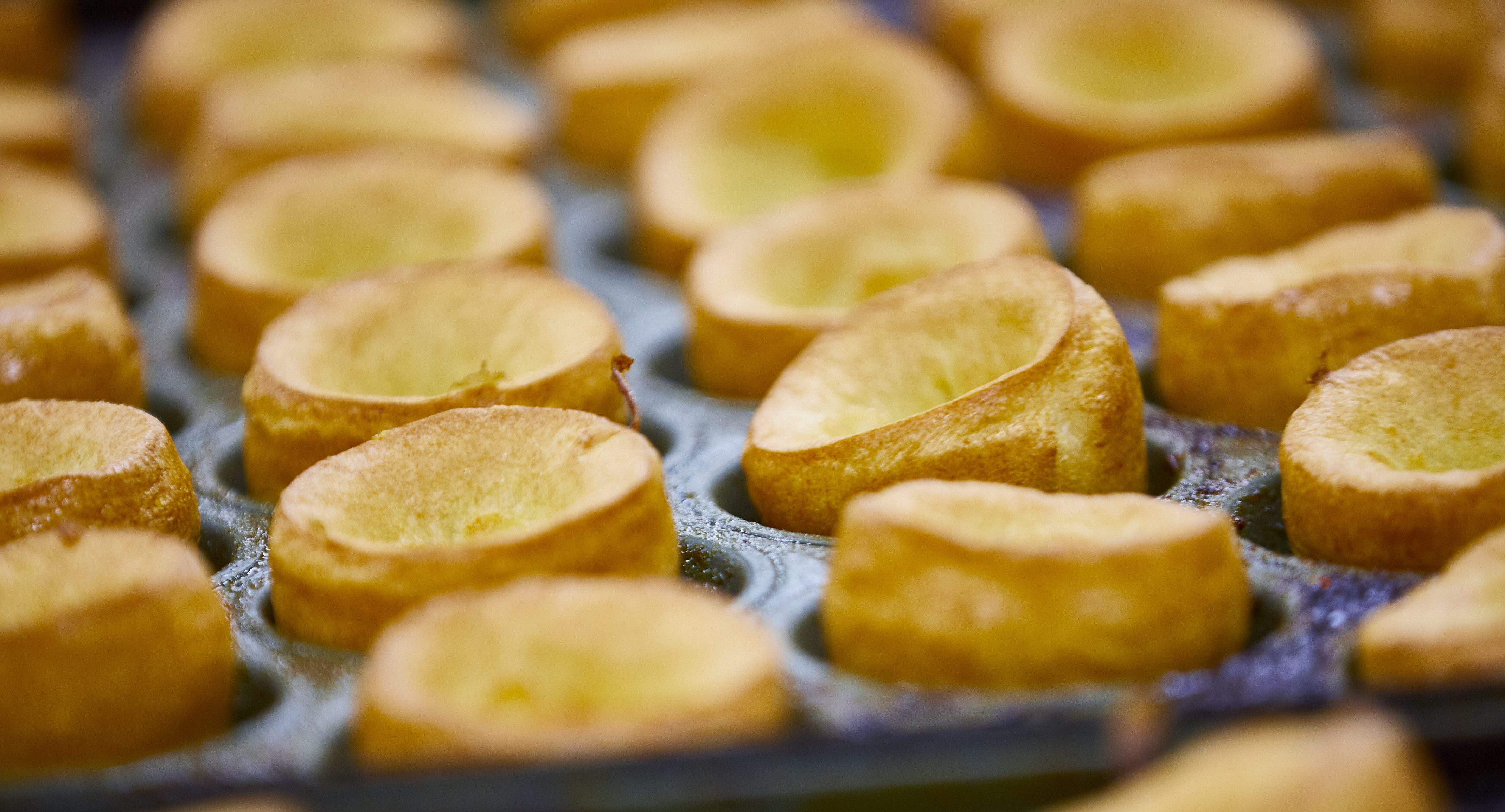 Aunt Bessie's is giving away thousands of free Yorkshire puddings this weekend