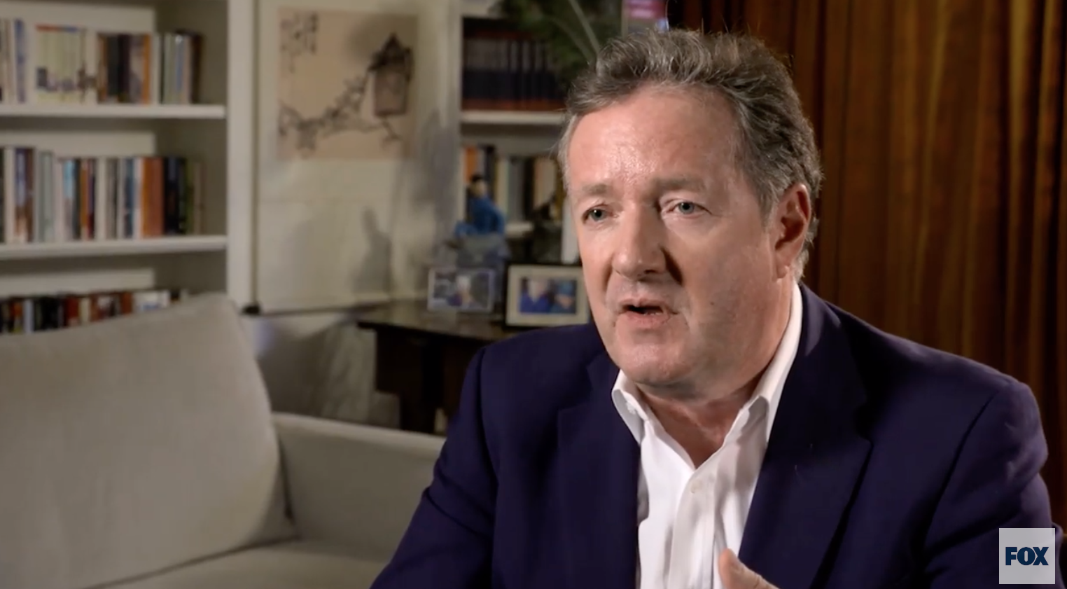 Piers Morgan Meghan documentary