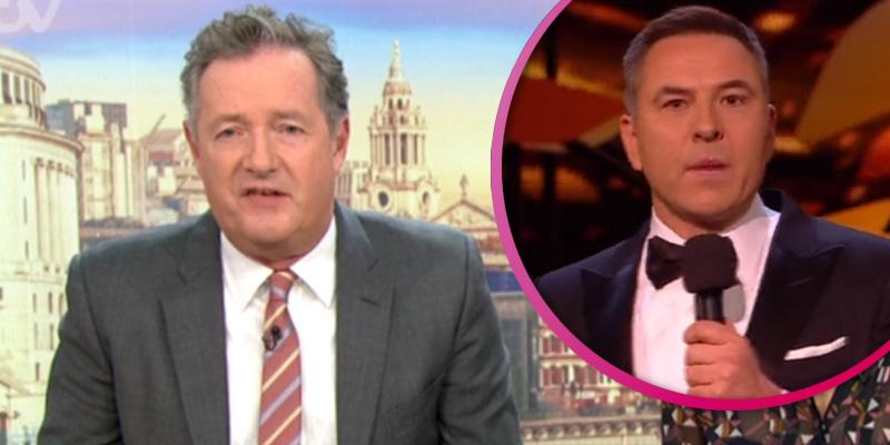 NTAs: Piers Morgan slams David Walliams' 'trainwreck' performance