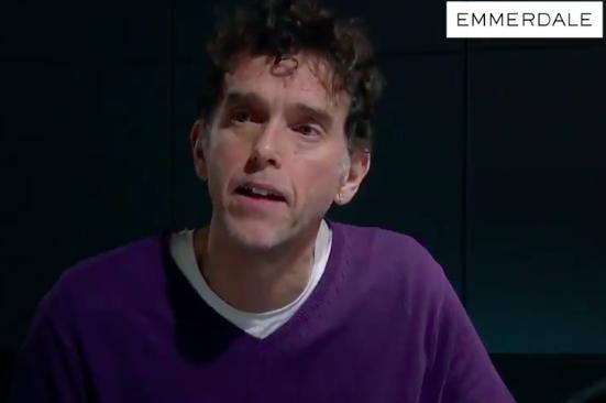 Marlon arrested Emmerdale