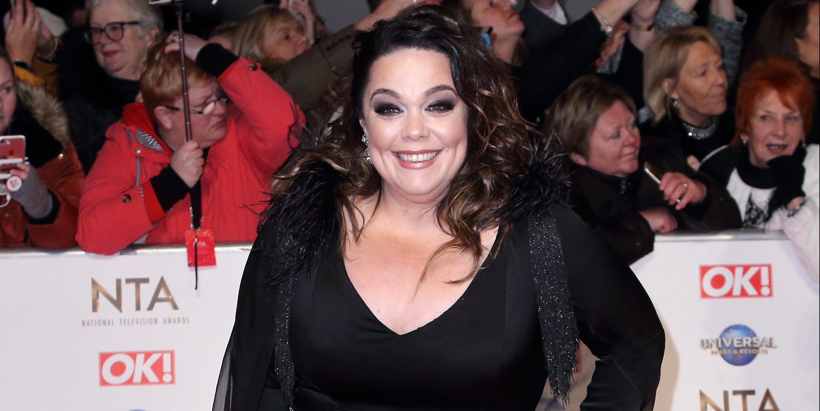 Mandy Dingle actress Lisa Riley pledges future to Emmerdale
