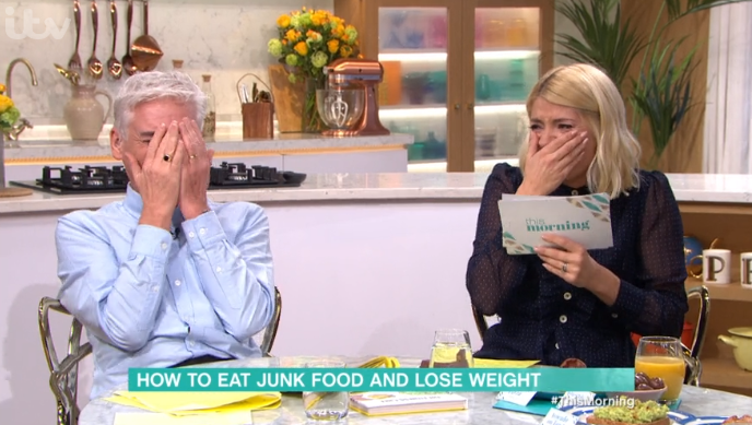 This Morning fans divided over Phil and Holly's 'rude' behaviour towards guest