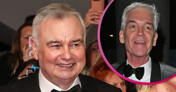 Eamonn Holmes and Phillip Schofield