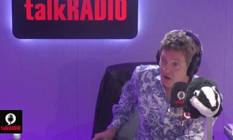 Matthew Wright on TalkRadio