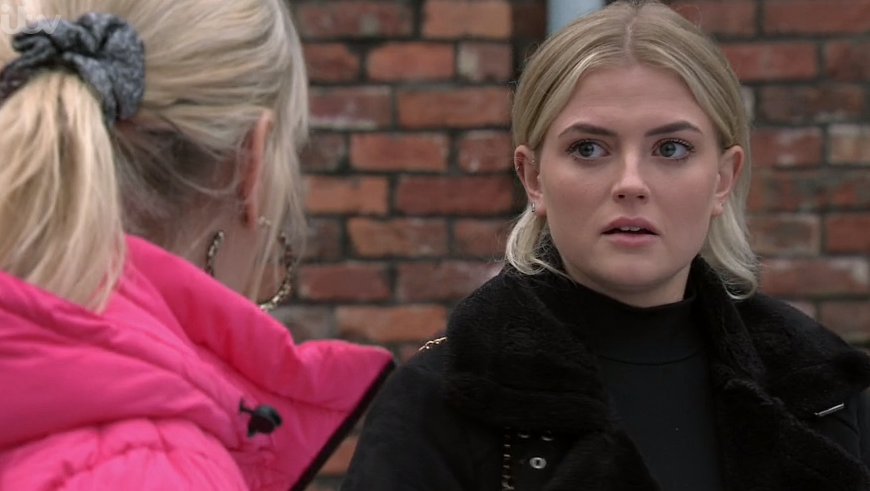 Coronation Street SPOILERS: Bethany leaves Weatherfield