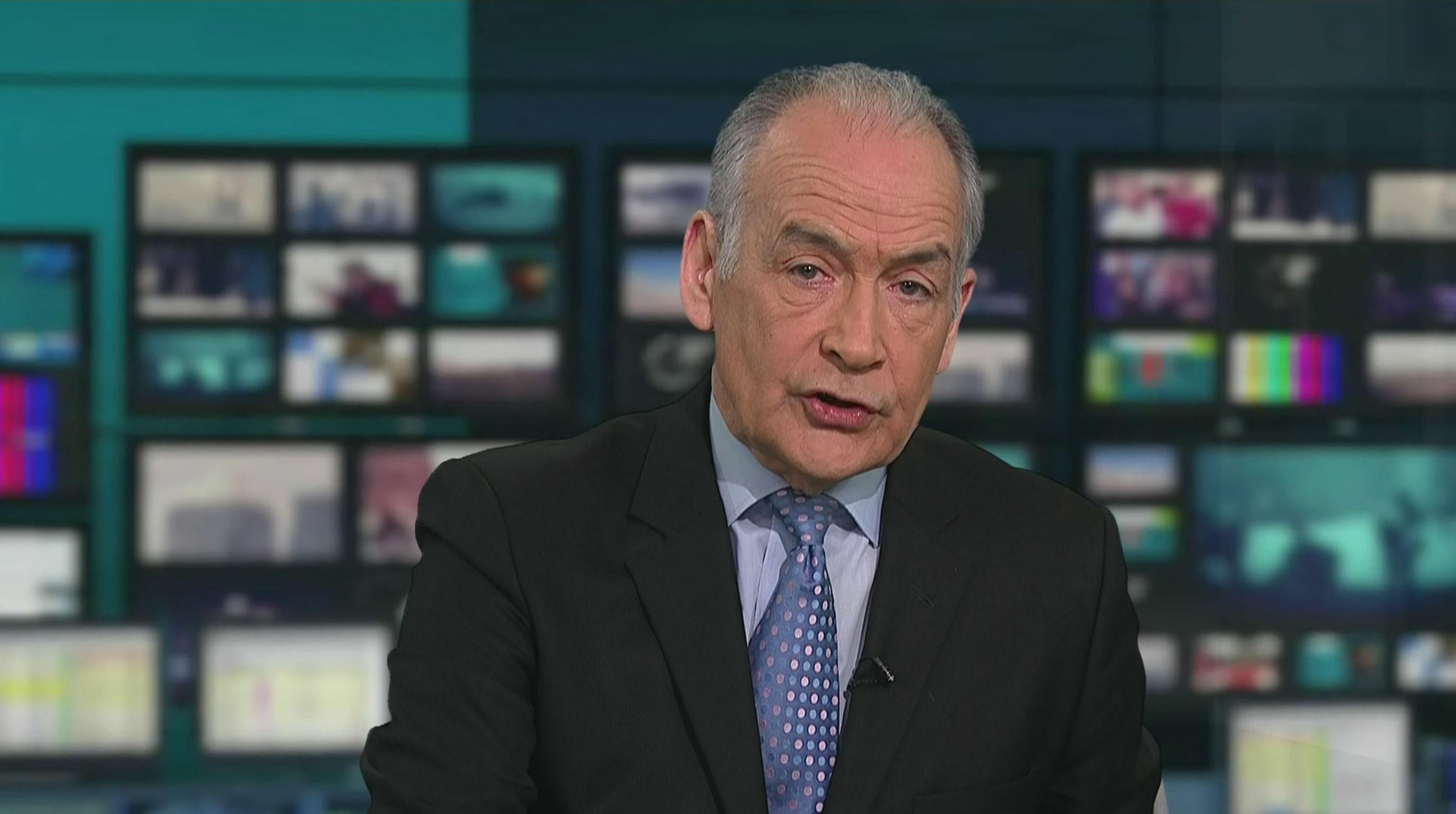 Alastair Stewart steps down as ITV News presenter over 'errors of judgement'