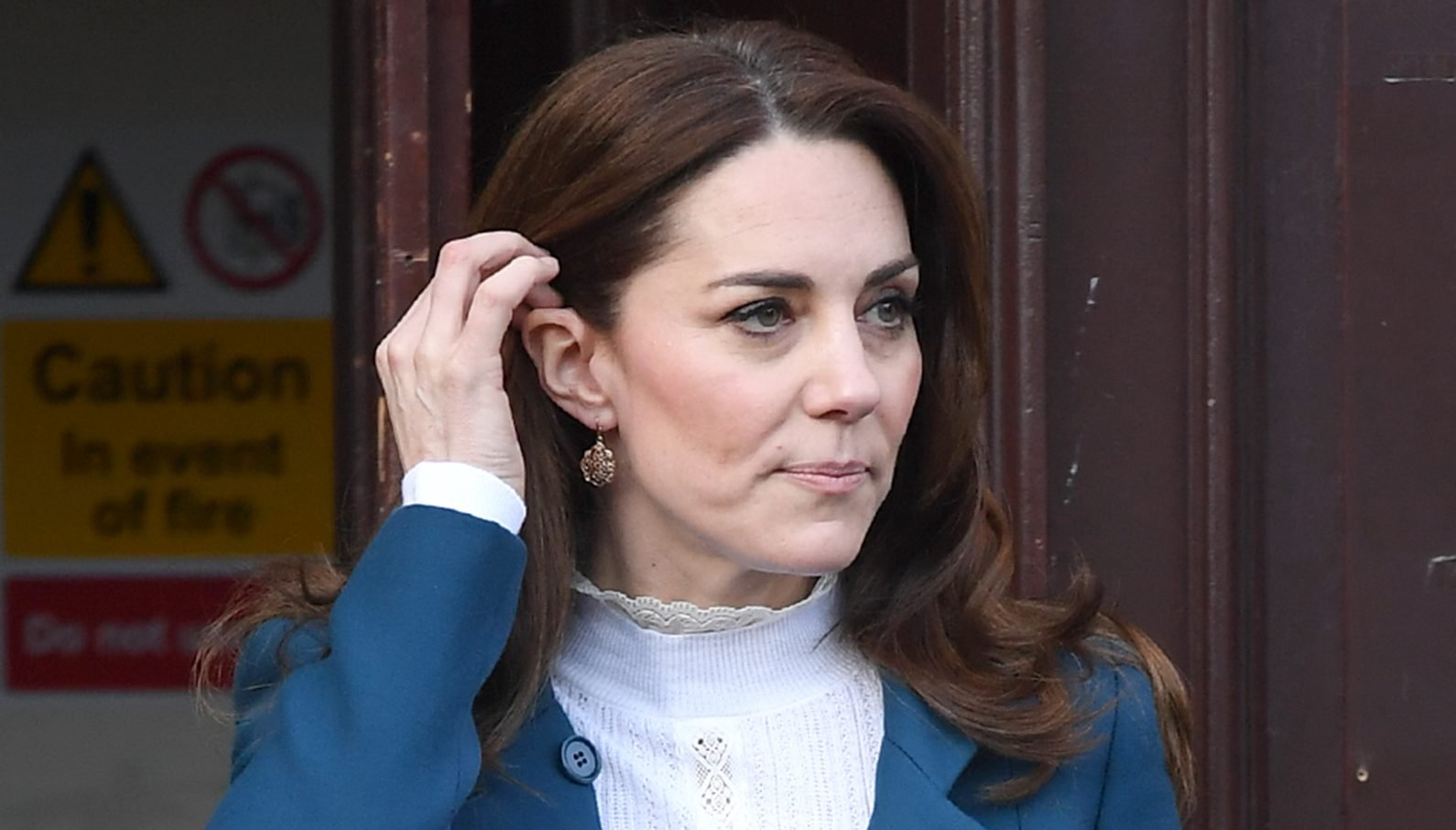 Duchess of Cambridge having 'bouts of anxiety' following Harry and Meghan's departure